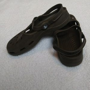 Crocs comfortable work shoes size 8 Women's